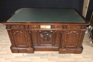 Mahagoni Presidents Resolute Desks Schreibtische