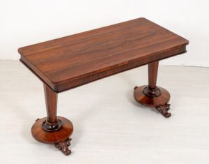 William IV Trage Tisch - Antike Palisander Hall Tische