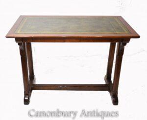 Regency Schreibtisch - Mahagoni Schreibtisch