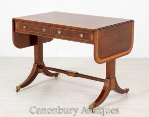 Regency Sofa Tisch - Arthur Brett Antike Möbel