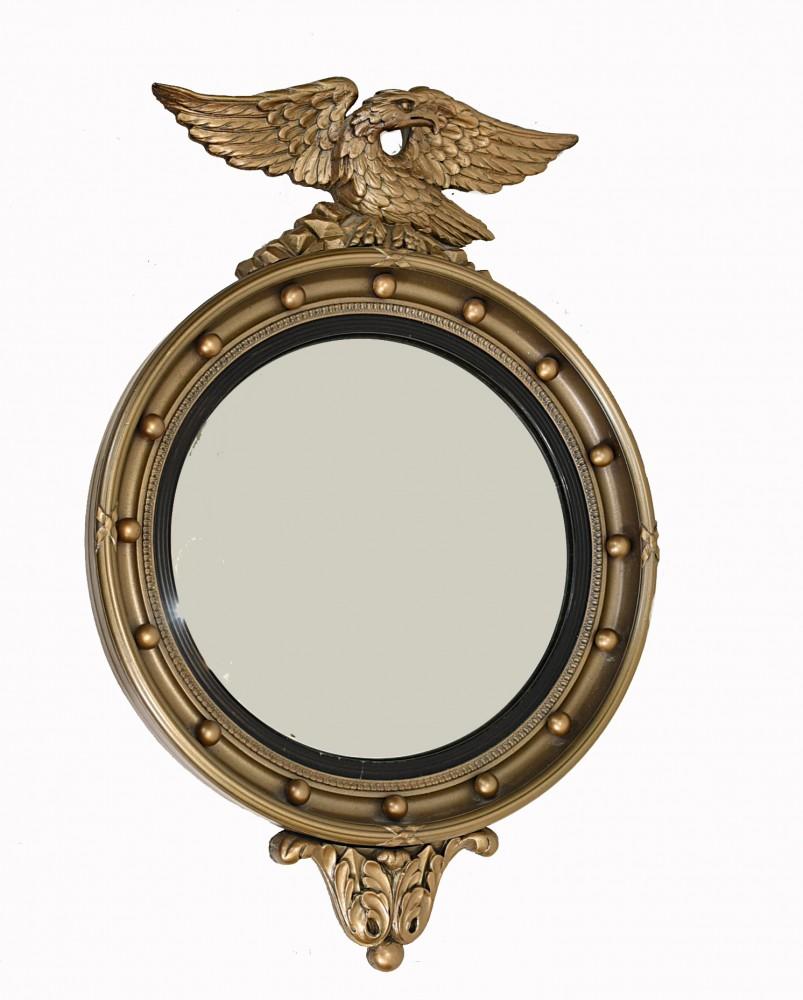 Runder Regency Spiegel Eagle Glass Mirrors
